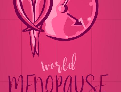 18 oktober Wereld menopauzedag